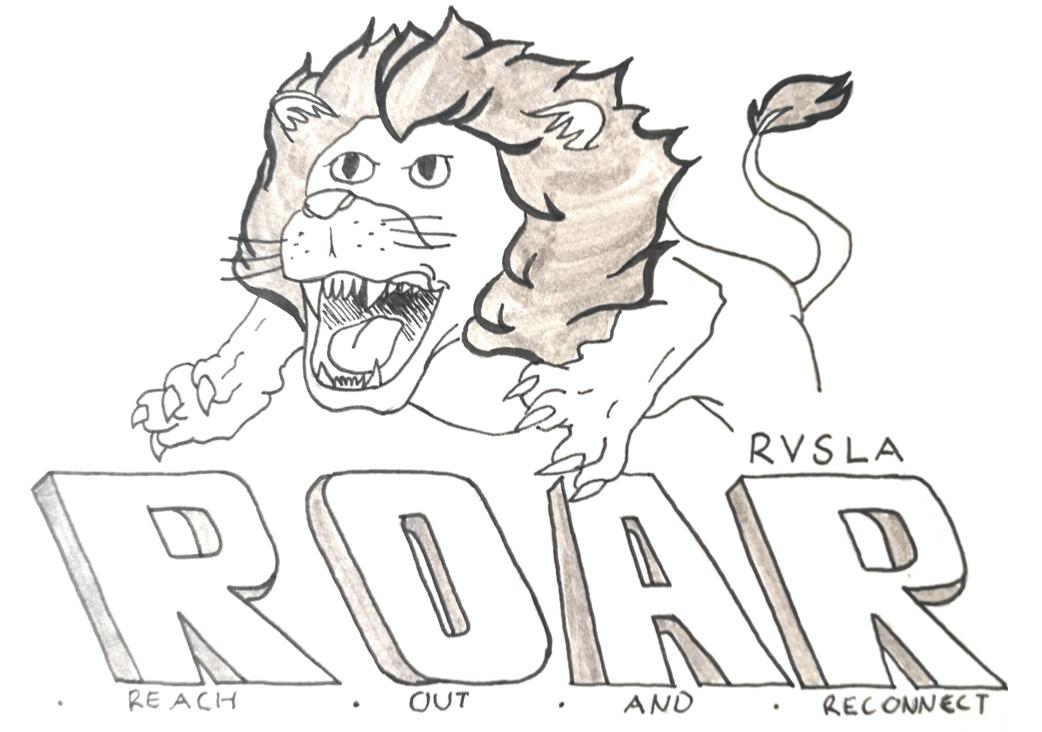 Project ROAR student drawn logo